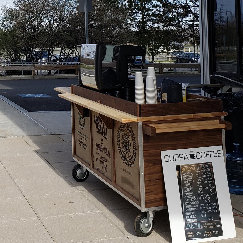 CuppaCoffee Mobile Espresso 2